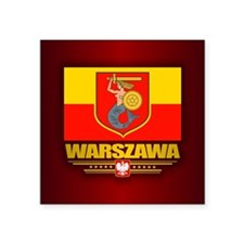 Warszawa Sticker