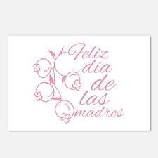 Dia De Las Madres Postcards (Package of 8)