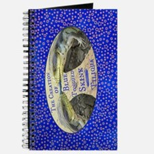 The Creation of Blue Tongued Skink Journal