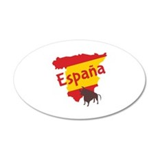 Espana Wall Decal