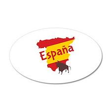 Espana Wall Decal