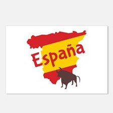 Espana Postcards (Package of 8)
