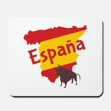 Espana Mousepad