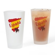 Espana Drinking Glass