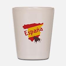 Espana Shot Glass