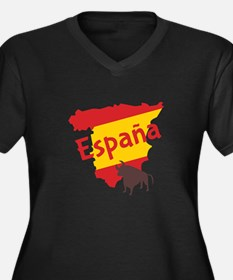 Espana Plus Size T-Shirt