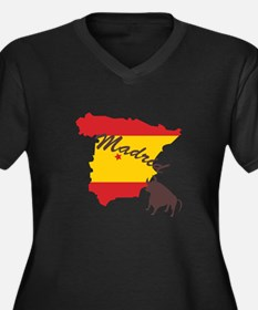 Madrid Plus Size T-Shirt