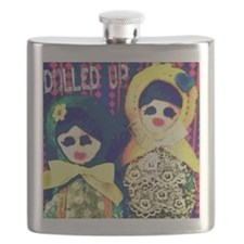 Dolled Up Flask