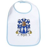 Bertaud Family Crest Bib