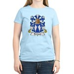 Bertaud Family Crest Women's Light T-Shirt