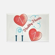 Healthy Hearts Magnets