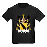 Berry Family Crest Kids Dark T-Shirt