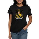 Berry Family Crest Women's Dark T-Shirt