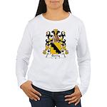 Berry Family Crest Women's Long Sleeve T-Shirt