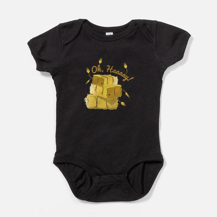 Oh Haaaaay Baby Bodysuit