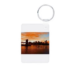 BROOKLYN BRIDGE MEMORIES Keychains