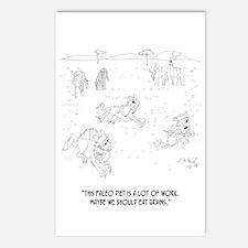 Diet Cartoon 9285 Postcards (Package of 8)