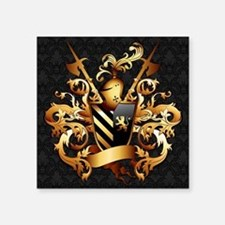 Medieval Coat Of Arms Sticker