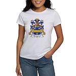 Bergeret Family Crest Women's T-Shirt