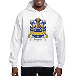Bergeret Family Crest Hooded Sweatshirt
