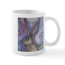 Watercolour Hare Mugs
