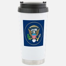 Presidential Seal Stainless Steel Travel Mug
