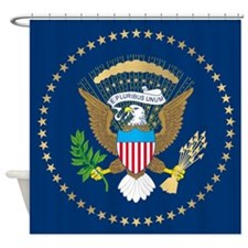 Presidential Seal Shower Curtain