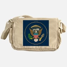 Presidential Seal Messenger Bag