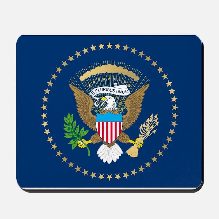 Presidential Seal Mousepad