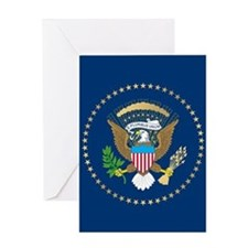 Presidential Seal Greeting Card