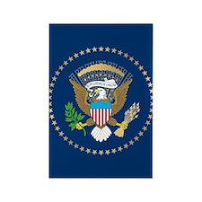 Presidential Seal Rectangle Magnet