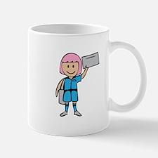 Mail Lady Mugs