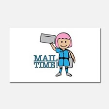 Mail Time Car Magnet 20 x 12