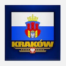 Krakow Tile Coaster