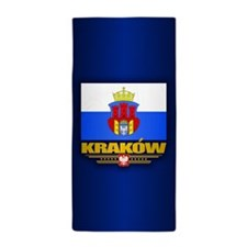Krakow Beach Towel