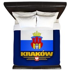 Krakow King Duvet