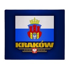 Krakow Throw Blanket