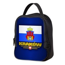 Krakow Neoprene Lunch Bag