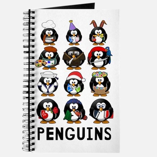 Penguins Journal