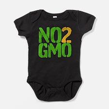 No 2 GMO Baby Bodysuit