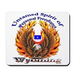 S.I. Untamed Spirit on Mousepad