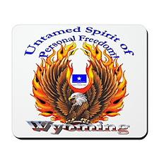 S.I. Untamed Spirit on Mousepad