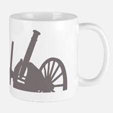 The Cannon  Mug