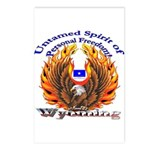 S.I. Untamed Spirit on Postcards (Package of 8)