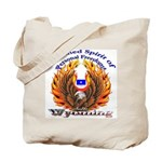 S.I. Untamed Spirit on Tote Bag