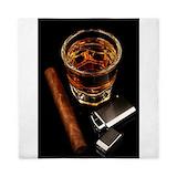 Bourbon whiskey Duvet Covers