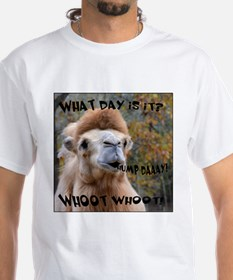 Cute Funny camel hump day Shirt