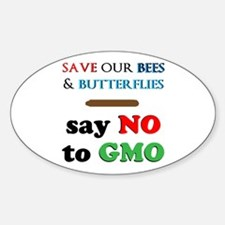 Save Our Bees Decal