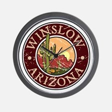 Winslow Wall Clock