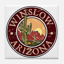 Winslow Tile Coaster
